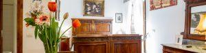 camera con balcone b&b Orvieto