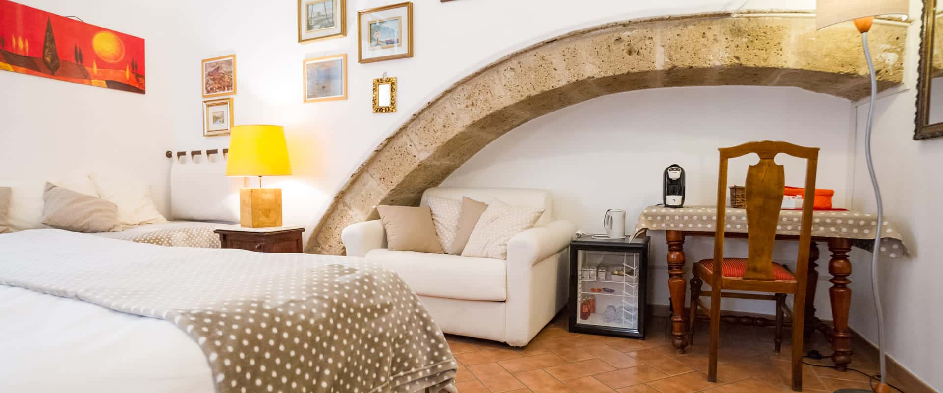 bed breakfast orvieto